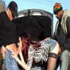 Boys fucks this redhead Mom on her Car trouble