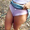 Cute teen fucked hard in the woods