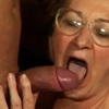 Granny loves every munch on ther cock