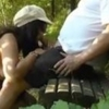 Dogging wife fucked in public park