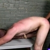 Dominant tgirl roughly breeding a guys ass
