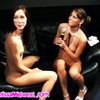 Melissa Midwest Wraps Up Her Naked Lesbian Session While On Live Radio