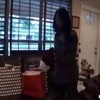 Black persian kitty doing anal copulate