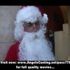 Brunette girl getting pussy licked by Santa Clause and doing blowjob