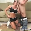 Hot Milf give blowjob