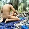 Malay Couple In Outdoor Fucking