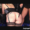 Erotic spanking and lesbian domination of blonde