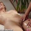 AllGirlMassage Amanda Cheats with Lesbian Masseuse