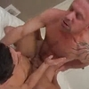 Bare fucked ass dripping cream and fuckscene dan 4 dessert