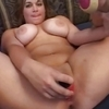 Beautiful fat chubby gf love sucking and riding cock