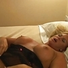 big juicy blonde chick takes on 3 bbc. pt 5    dd