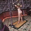 Bigbutt PAWG beat by bullwhip Blindfold MILF vibed in public