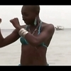 Black bald & beautiful bikini sexy hot omg at 2:25 - ameman
