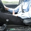 Car wank (with cumshot at home)