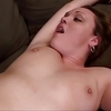 Fat latina shoves dildo in her pussy and sucks black cock