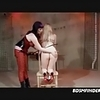 Femdom Lesbian Nipple Clamps Spanking And Toys