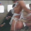 Girls strip on plane !!!