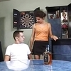 Hot bar room fuk and anal