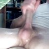 Hot, oiled up cock wank