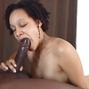 Krystal wett loves suckin' big dick