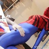 New spidergirl zentai suck and fuck 2015 encasement catsuit