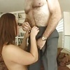 old man fucks a thick girl