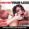 PunishTeens - Tight Asian Gets Groped, Hogtied And Fucked