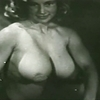 Virginia bell - pasties on her humongous breasts