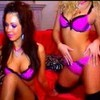 angels girls on cam nice pussy kiss and f ...