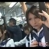 Cute Schoolgirl Molested By Bus Geek 2!!