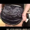 German mistress pees in her slaves mouth 2