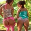 Horny black mothers and daughters.angel and darlene. - -