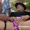 Old fashion freaky granny gets pussy licked and sucks dick o