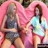 Sasha blonde and her russian teen girlfriend have some girl