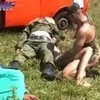 Soldier Patrol Brutally Fucks This Wife