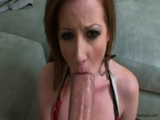 Nikki rhodes orders a super sized cock 2