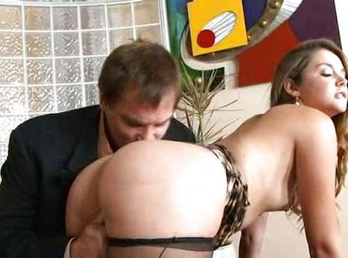 Allie Haze And Evan Stone