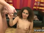 Dirty Arab Chick Doing Ass 2 Mouth