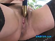 OMBFUN Vibe ULTRA WET SQUIRTING Compilation