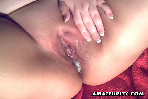 A chubby amateur housewife homemade hardcore action with blowjob and fuck ending with a nice creampie cumshot...