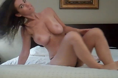 Home alone girl made a sexy video for her boyfriend