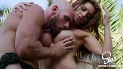 Kissa Sins Veronica Vain And Johnny Sins Presents Gasp Away