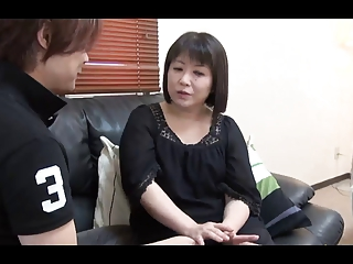 45yr old hiromi takeshita loves cum (uncensored)