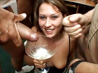 Cum cocktail compilation #2