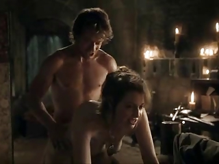Nude movie scenes compilation something is