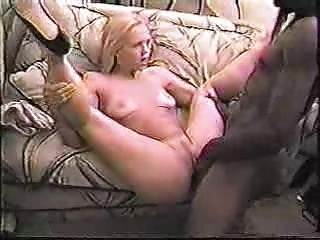 Gorgeous blonde chick loves bbc. eln