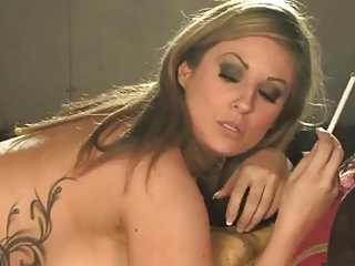cougars Dirty blonde