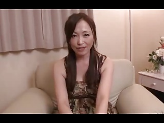 Japanese mature fucked creampied and facialed (uncensored)