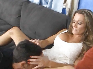 Not son seduces not hot sexy mom