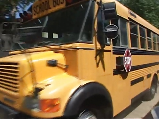 School bus girls 1 scene 1b